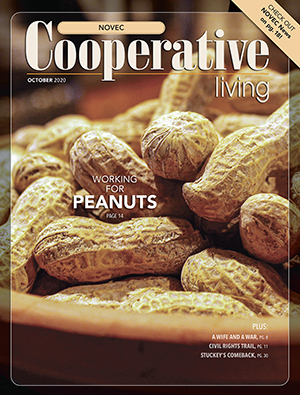 Cooperative Living October 2020 Cover