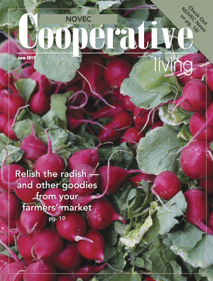 Cooperative Living June 2019 cover