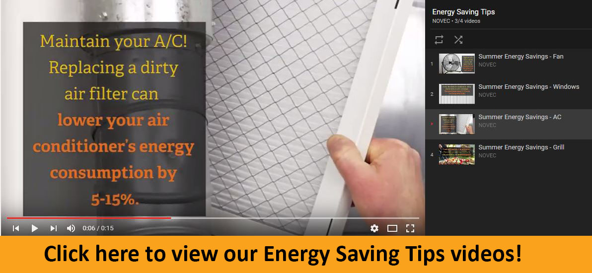 Energy Saving Tips For Summer summer energy tips