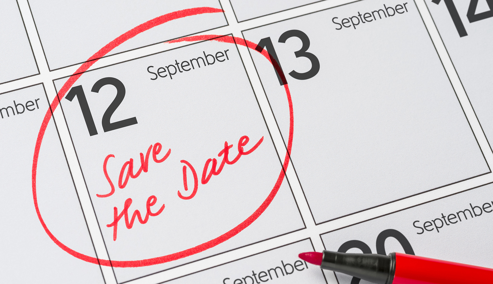 Save the Date sept12