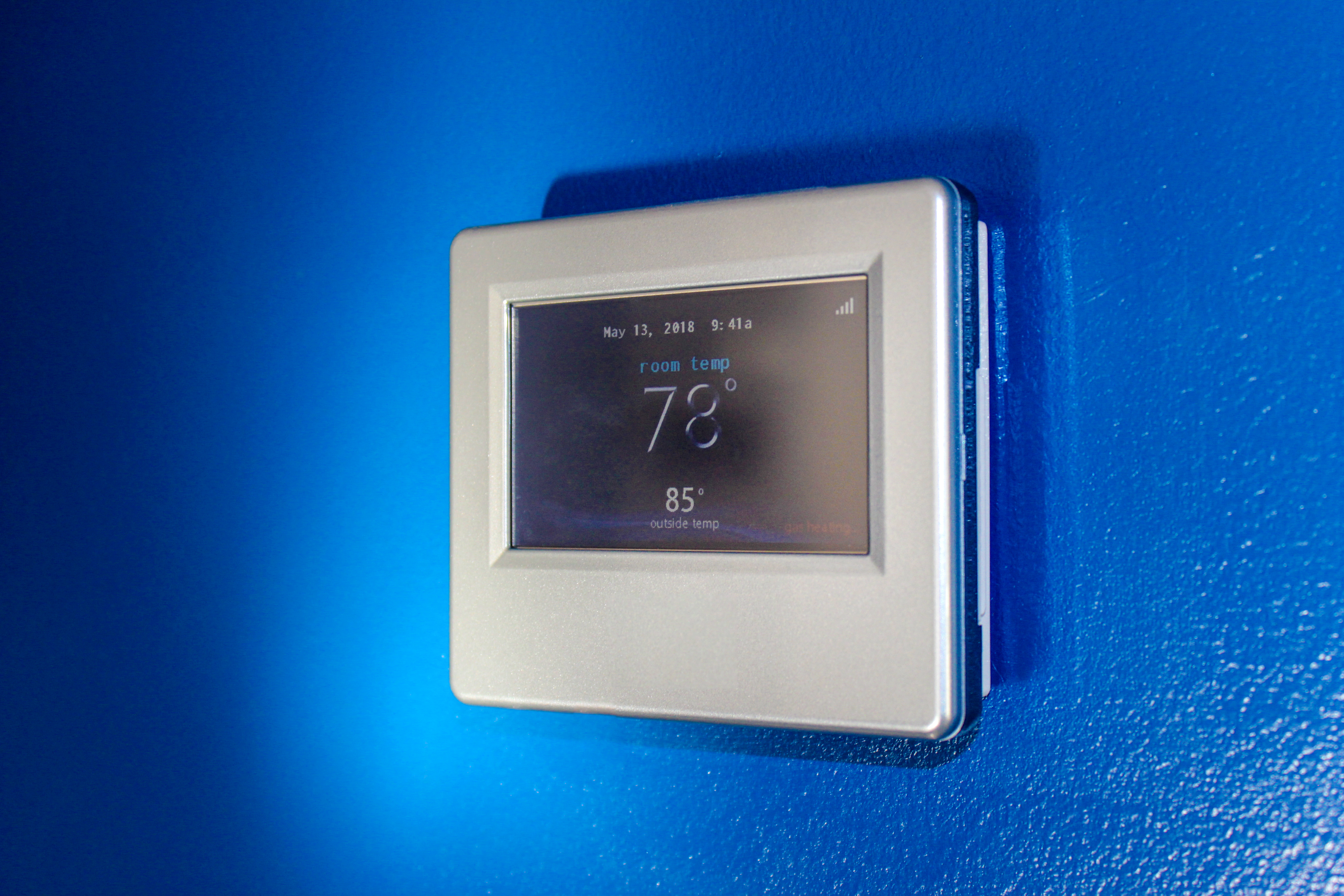 thermostat Photo 1